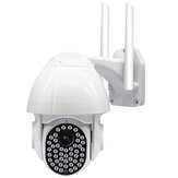 Guudgo 47 LED 1080P 2MP IP Camera Outdoor Speed Dome Wireless Wifi Security IP66 Waterproof Camera Pan Tilt 4XZoom IR Network CCTV Surveillance
