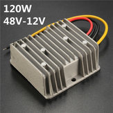 DC/DC 48V To 12V 10A 120W Reducer Converter Regulator Waterproof Power Voltage