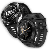 LOKMAT ZEUS 1,28-Zoll-Herzfrequenz-Blutdruck-SpO2-Monitor Multisport-Modi Anrufnachrichten-Erinnerung IP67 Wasserdichte Sport-Smartwatch