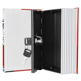 Secret Dictionary Key Lock Boek Geld Cash Sieraden Safe Hidden Security Box
