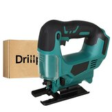 21V Cordless Electric Jigsaw Woodworking Cutting Machine For Makita 18V Battery