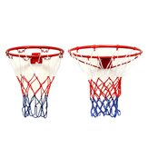 Wall Mounted Hanging Basketball Goal Hoop Rim Metal Netting