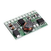 3個5V2.1A出力UPS電源DIY充電器ボード3.7V18650リチウム電池用DC-DCコンバータモジュールのステップアップ