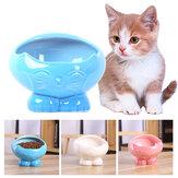 Chats Nourrir Pet Bowl Food Bol en céramique Puppy Dogs Snack Water Feeder