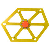 Aluminum Alloy Hexagon Ruler for Table Saw Multi-angle Measuring Tool Saw Angle Finder Gauge Protractor Inclinometer Angle Tools
