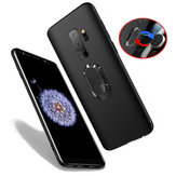 Bakeey Magnetic Metal Ring Bracket TPU Protective Case for Samsung Galaxy S9/S9 Plus