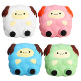 Squishy Jumbo Sheep Lamb 12cm Sweet Soft Långsam Rising Collection Gift Decor Toy