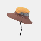 Ademende zonnehoed Outdoor Bennet Fisherman Hats Bucket Hat