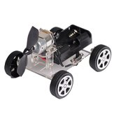 Mini Wind Auto DIY Puzzel Robot Kit voor beginners en kinderen