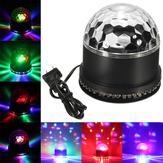 48 LED Disco DJ Stage Light Ball KTV Party Club Effect Lighting show Black