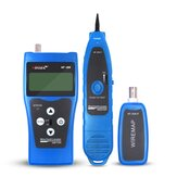 Network Cable Tester LCD NF-308 Wire Fault Locator LAN Network Coacial BNC USB RJ45 RJ11