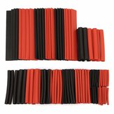 300 PCS Halogen-Free 2:1 Heat Shrink Tubing Wire Cable Sleeving Wrap Wire Set