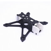 Mosquito 130 2.8 Inch 130mm Wheelbase Carbon Fiber Frame Kit Type-X  for RC FPV Racing Drone