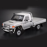 Killerbody 48667 Truck Bed Set Incl 3 Movable Sides Hard Plastic RC Car Body Shell For 1/10 RC Car