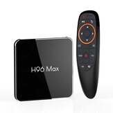 H96 MAX X2 Amlogic S905X2 4GB RAM 64GB ROM 5G WIFI USB 3.0 4K Android 8.1 Voice Control TV Box