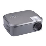 UHAPPY U76 Mini LCD Projector 1920*1080dpi HD 1080P 3500 Lumens LED Projector Mini Home Theater HDMI USB AV VGA