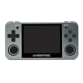 ANBERNIC RG350M 3,5 polegadas IPS Tela 64Bits DDR2 512M 16GB 3000+ Jogos Retro Handheld Video Game Console Player para PS1 GBA FC MD
