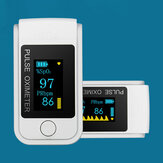 Finger-Clamp Pulse Oximeter TFT Digital Display Blood Oxygen Saturation Monitor Pulse Rate Monitor