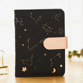 The Starry Night Planner Diary Scheduler Studi Sekolah Notebook Journal Book Plan Journal Book