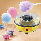 Cotton Candy Maker Electric DIY Cotton Candy Sugar Machine for Kids Gift Suit Halloween Festival