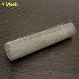 Fio de aço inoxidável 304 4 malha de petróleo em águas filtro de filtração industrial tecida
