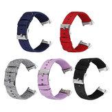 ساعة Bakeey Colorful Nylon لاستبدال القماش