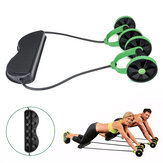 Multifuncionais Aptidão Equipamento Ab Rolete Pedal Sit-up Pull Corda Treinamento Muscular Ferramentas de Exercício Abdominal