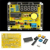 Geekcreit® DIY Frequency Tester 1Hz-50MHz Crystal Counter Meter med huskit