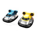 Mini 85 mm Rádio Controle RC Hovercraft RC Barco Modelos de Veículos Brinquedos Infantis