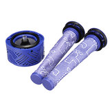 2pcs Pre Filter with Hepa Filter Kit Replacement for Dyson V6 Vacuums Spare Part