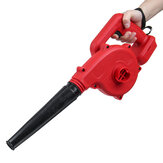 21V Cordless Handheld Air Blower Vacuum Garden Leaf Cleaner Vacuums For Makita 21V Battery