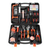 Raitool ™ 100Pcs Multifuncional herramientas Juego de Kits de trabajo de madera de hogar de acero al carbono
