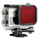 SJCAM Accessoires Dive Cullender Cullender Rouge Pour Caméra Sport Action Légende SJCAM SJ6