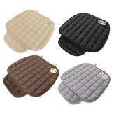Universal Square Wistiti Sponge Front Row Cobertura do assento do carro Small Mat Auto Chair Cushion
