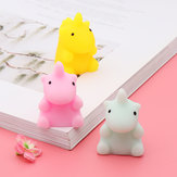 Mochi Squishy Little Monster Squeeze Mignon Guérison Jouet Kawaii Collection Stress Reliever Cadeau Décor