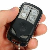 Universal 4-Channel 433/315 MHz Gate Garage Door Cloning Remote Control Key Fob