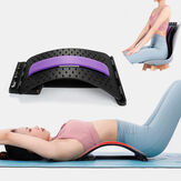 Stretch Equipment Back Massager Magic Stretcher Fitness Lumbar Support Relaxation Lumbar Tractor