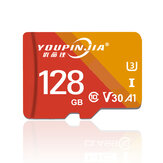 YOUPINJIA 64GB/128GB/256GB TF Memory Card High Speed Data Storage Card MP4 MP3 Card for Driving Recorder Camera Card Speakers