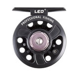 Metal Fly Reel Former Rafting Ice Fly Fishing Wheel  Interchangeable Fish Reel
