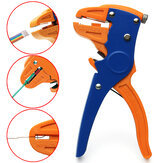 HS-700D 2 in 1 0.25~6mm² Automatic Cable Wire Stripper Cutter Pliers Crimper Crimping Tool