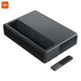 Xiaomi Mi 4K UHD Lazer Projektör 150in 16GB eMMC 5G WiFi Dolby DTS Android TV 9.0 ALPD 3.0 1300lm Lazer Akıllı TV Global Version