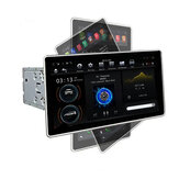 PX6 12.8インチAndroid 8.1カーステレオラジオ180度回転可能IPSタッチスクリーン4G + 32G GPS WIFI 3G 4G FM AMサポート車両バランス検出