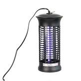Tuin 6W LED Elektrische Geluidloze Mosquito Dispeller Insectenmoordenaar Vliegende Bug Repellent Nachtlampje