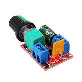 3Pcs DC 3VをDC 35V 5A 90WミニDCモータPWMスピードコントローラモジュールスピードレギュレータ調整可能光変調器電子スイッチモジュールボード