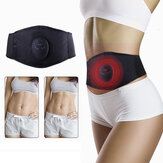 6-Modes Rechargeable EMS Abdominal Muscle Toner Waist Belt Fitness Abs Stimulator Electronic Body Shaping Belt