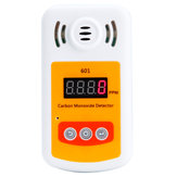 KXL-601 Mini Carbon Monoxide Detector Meter CO Gas Leak Detector Meter with Sound and Light Alarm