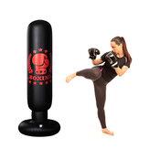 大人のための160CMの自由で永続的な膨脹可能なボクシングパンチバッグキックトレーニングボクシングトレーニング土嚢
