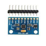 5st MPU-9250 GY-9250 9-assige sensormodule I2C SPI-communicatiebord voor