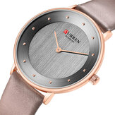 CURREN 9033 Ultra Thin Dial Case Casual Style Kwarc Zegarek