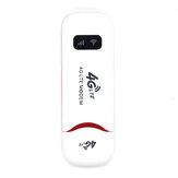 4G Wifi LTE Draadloze Router B1/B3/B7/B8/B20 USB Netwerkkaart Unicom Telecom met Lichtrood Shell EU-versie
